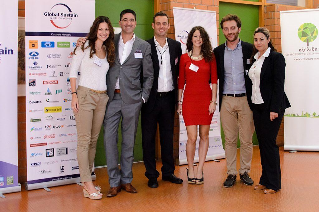 global sustain team
